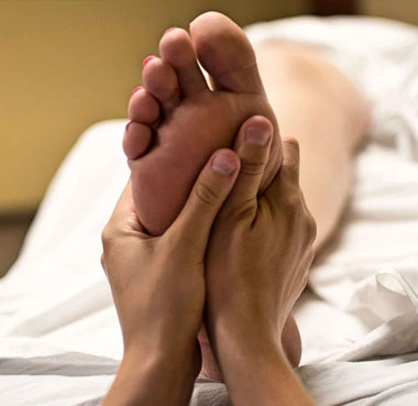 voet-massage